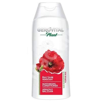 Balsam hidratant Gerovital Plant, 200 ml, Farmec