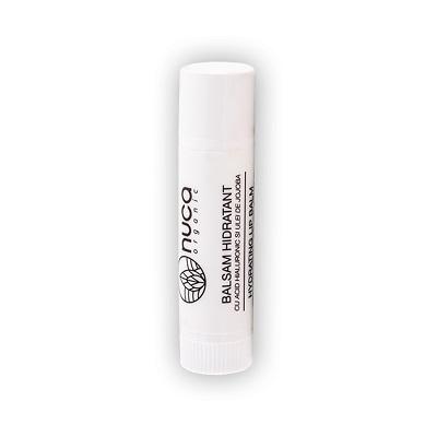 Balsam hidratant pentru buze cu acid hialuronic, 6 g, Nuca Organic