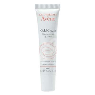 Balsam pentru buze Avene Cold Cream, 15 ml, Pierre Fabre