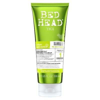 Balsam pentru par blond Bed Head Styling Urban Antidotes Re-Energize Level 1, 200 ml, Tigi