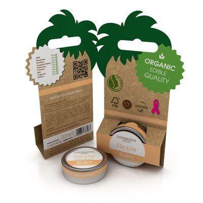 Balsam pentru san Bio (NIPP662), 10 ml, Coconutoil
