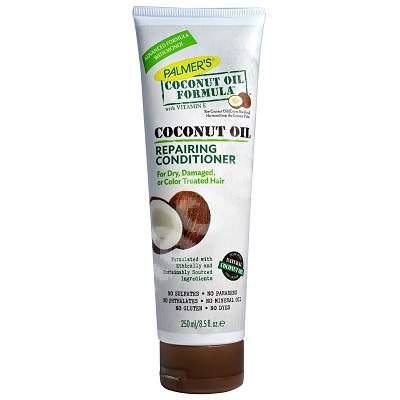 Balsam reparator cu ulei de nuca de cocos, 250 ml, Palmer's