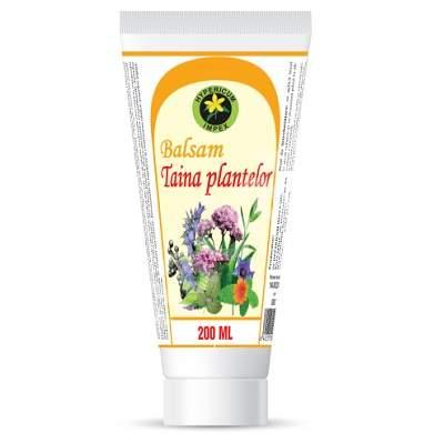 Balsam Taina Plantelor, 200 ml, Hyperiucm