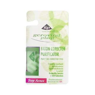 Baton corector si purificator Gerovital Plant Stop Acnee, 5 g, Farmec
