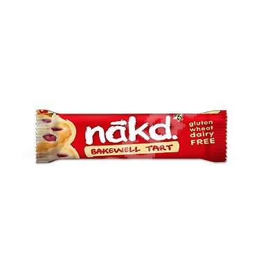 Baton tarta de martipan Nakd, 35 g, Natural Balance