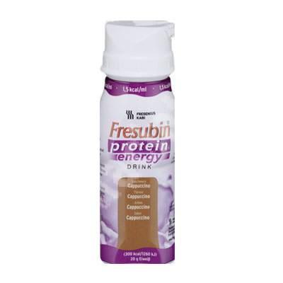 Bautura energizanta cu proteine aroma capucino Fresubin, 4x200 ml, Fresenius Kabi