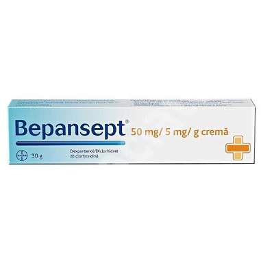 Bepansept crema, 30 g, Bayer