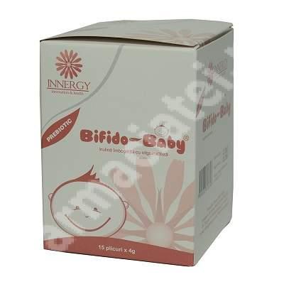 Bifido-Baby, 15 plicuri, Innergy