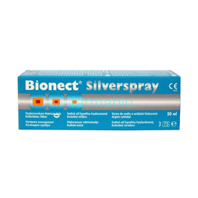 Bionect Silverspray, 50 ml, Csc Pharmaceuticals