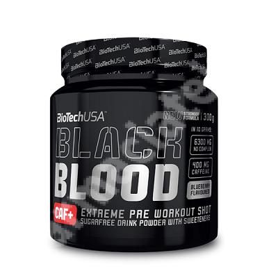 Black Blood CAF+ Coacaze, 300 g, Biotech USA