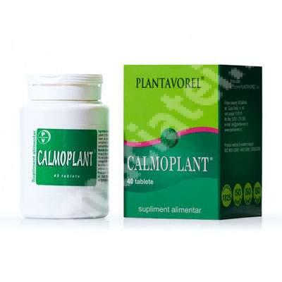 Calmoplant, 40 tablete, Plantavorel