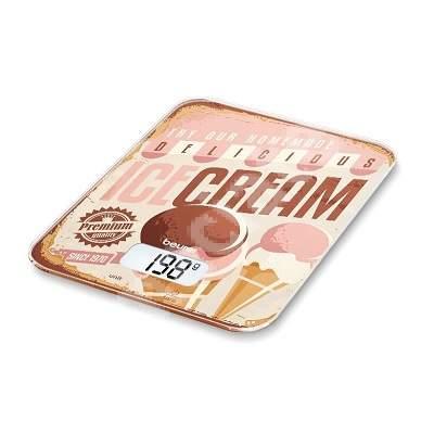 Cântar de bucătărie Ice cream KS 19, Beurer