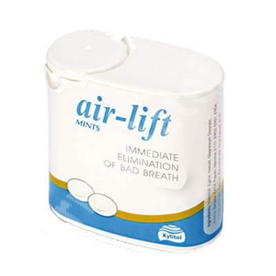 Capsule respirație proaspătă Air-Lift, 40 bucăți, Biocosmetics