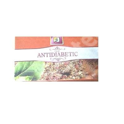 Ceai antidiabetic, 20 plicuri, Stef Mar Valcea