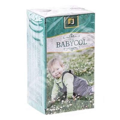Ceai Babycol, 20 plicuri, Stef Mar Vâlcea