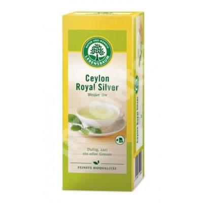 Ceai Bio alb Ceylor Royal Silver