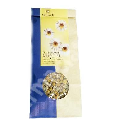 Ceai bio de musetel, 50 g, Sonnentor