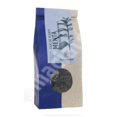 Ceai bio de plante Menta, 50 g, Sonnentor