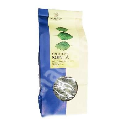 Ceai bio de roinita, 50 g, Sonnentor