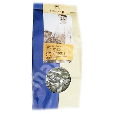 Ceai bio frunze de zmeur, 50 g, Sonnentor