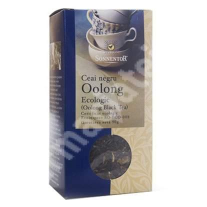 Ceai Bio negru Oolong, 80 g, Sonnentor