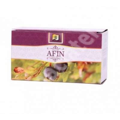 Ceai de afin frunze, 20 plicuri, Stef Mar Valcea
