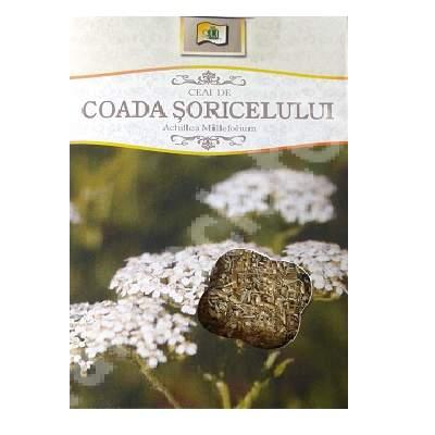 Ceai de coada soricelului, 50 g, Stef Mar Valcea