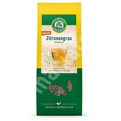 Ceai de iarba de lamaie, 50 g, Lebensbaum