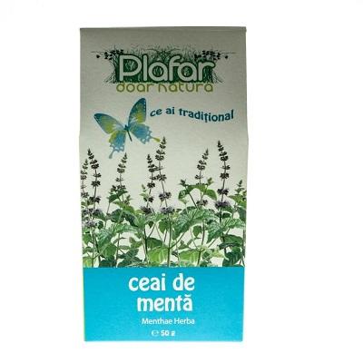Ceai de Menta, 50 g, Plafar