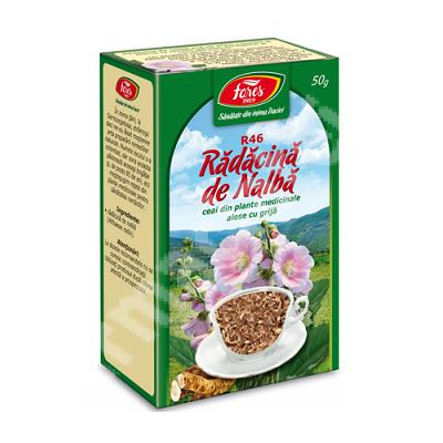 Ceai de radacina de nalba, R46, 50 g, Fares