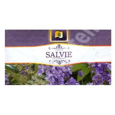 Ceai de Salvie, 20 plicuri, Stef Mar Valcea