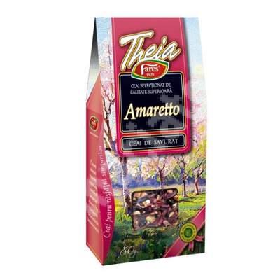 Ceai de savurat Amaretto Theia, 80 g, Fares