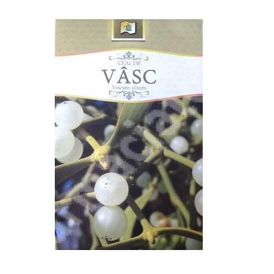 Ceai de vasc, 50 g, Stef Mar Valcea