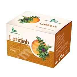 Ceai Laridiab, 40 plicuri, Larix