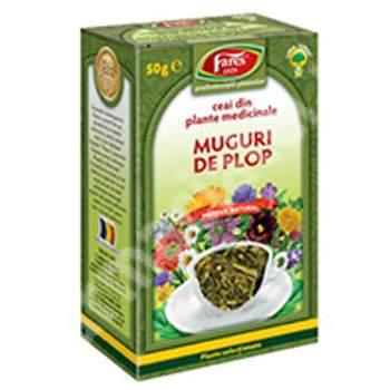 Ceai Muguri de Plop, 50 g, Fares