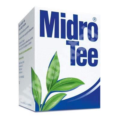 Ceai sub forma de pulbere Midro Tee, 48 g, Midro Lorrach