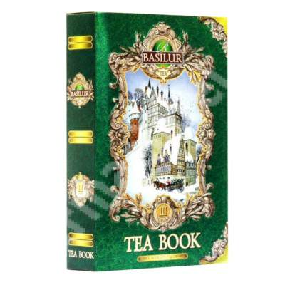 Ceai Tea Book vol.III, 75 g, Balisur