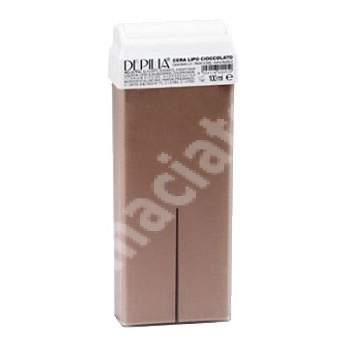 Ceara pentru epilat liposolubila de unica folosinta cu ciocolata, 100 ml, DEPI.285AR, Depilia