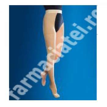 Ciorapi compresivi Stang cu centura, Marimea XL, 1322, Anatomic Help