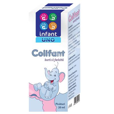 Colifant Infant Uno, 20 ml, Solacium Pharma
