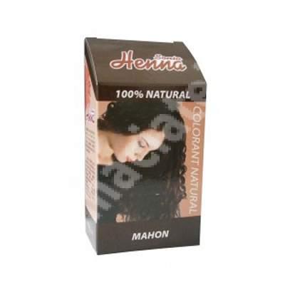 Colorant natural Sonia Henna mahon, 100 g, Kian Cosmetics