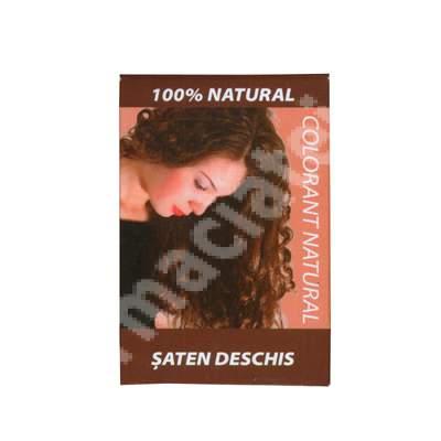 Colorant natural Sonia Henna saten deschis, 100 g, Kian Cosmetics