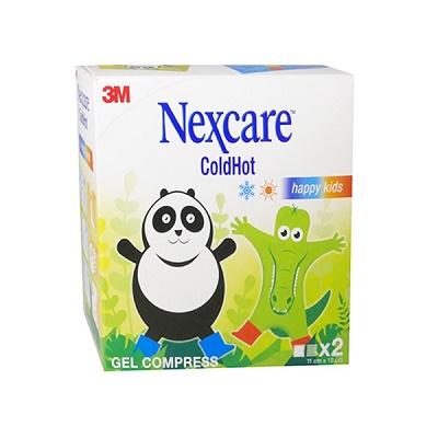 Compresă cald rece pentru copii, 2 bucăți, Nexcare