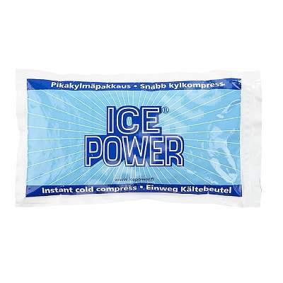 Compresa Ice Power Instant Cold Pack 24 cm x 14 cm, 1 bucata, Fysioline