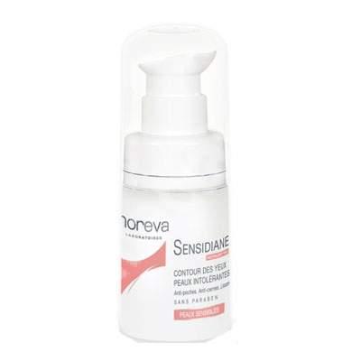 Contur ochi ten sensibil Sensidiane, 15 ml, Noreva