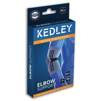 Cotiera elastica, marimea M/L, KED009, Kedley