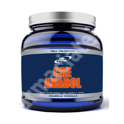 Cre Anabol, 500 g, Pro Nutrition