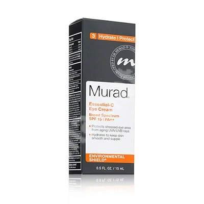 Crema anti-imbatranire cu SPF 15 pentru ochi Essential-C, 15 ml, Murad