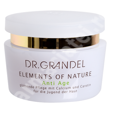 Crema anti-imbatranire Elements of Nature (40013), 50 ml, Dr. Grandel
