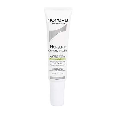 Crema antirid de zi piele normala spre mixta Norelift Chrono-Filler, 30 ml, Noreva